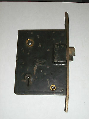 Antique Eastlake Door Lock 3