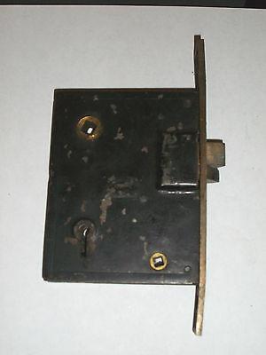 Antique Eastlake Door Lock 3