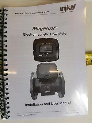 MJK Magflux 7300 DN50 Electromagnetic Flow Meter Sensor 207322-016-00 - New 2