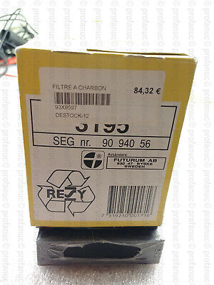 filtre charbon 93x9597 3195     9094056  15 casette 2