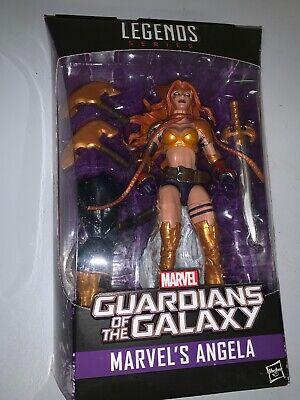 "Angela 6/"" Marvel Legends Guardians of the Galaxy Vol 2 Titus BAF"