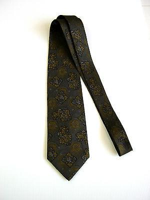 Guy Laroche Paris  Vintage 80 Seta Silk Fatta A Mano Hand Made In Italy 3