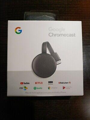 Nuevo Google Chromecast (3.ª generación) 6