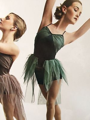 14055e453 IN STOCK GORGEOUS Contemporary Lyrical Two Piece Dance Costume Adult ...