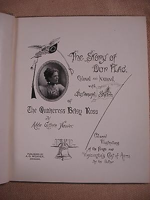 The Story of Our Flag by Addie Guthrie Weaver - 1898 - FBHP-12 2