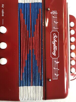 Vtg  Jiang Su Schylling Musicsl Instrument Made In China 2