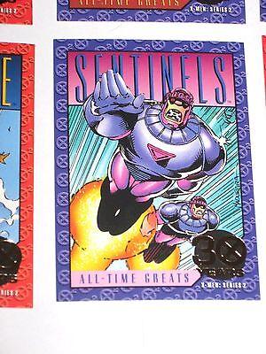 1993 Impel X-Men Series II Xavier's Files 30 Years Chase Card G-3 Juggernaut NM!