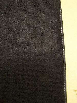 FORD PICKUP 65-72 HIGH HUMP BLACK LOOP FRONT W//SIDE EXTENSION CARPET