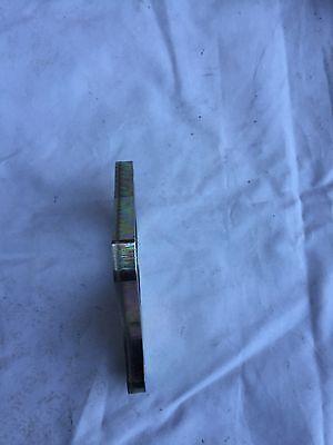 SUBARU TURBO INLET FLANGE//MANIFOLD SPACER FLANGE 10mm steel BRAND NEW LOOK
