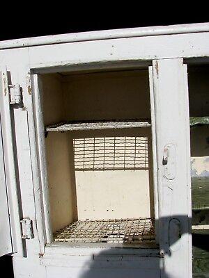 Antique Wooden Ice box 3