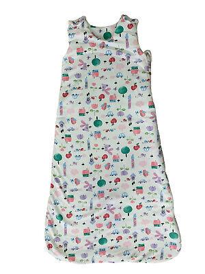 Baby Sleeping Bag Ex M&S Boys Girls 0-36M Cotton Tog 1.0 - 2.1 Random Pick New 3