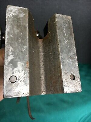 Nice Old Used Machining Tools Machinist Fine Goodell Pratt Surface Gage Stand 7
