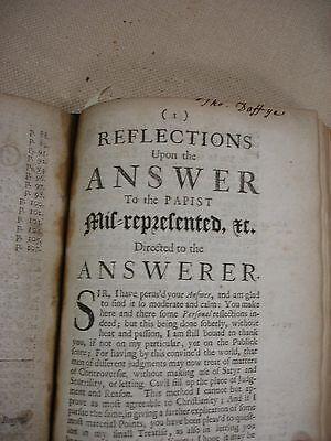 A Papist (1685-1686) - FBHP-11 4 • CAD $825.66