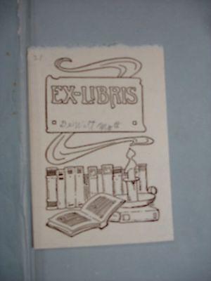 Hymns Every Child Should Know - Ex-libris of Dewitt Mott  - 1913 2
