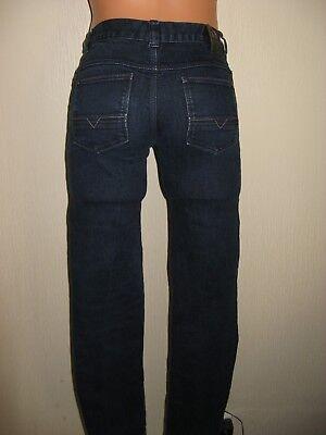 Worn Once Boys Hugo Boss Slim Fit Stretch Straight Leg Dk Blue Jeans Age 12-14 4