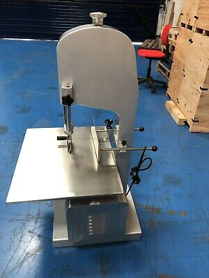 Bone Saw, Commercial butchers band saw, large table top machine, top quality 4