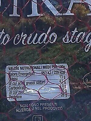 """Prosciutto Crudo Stagionato Di Montagna 10+  """"Gran Riserva"""" Almeno 1,600 Kgs 4"""