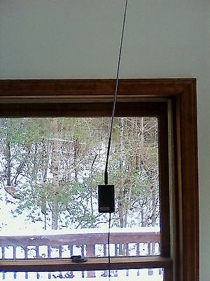 """RTL2832+R820T2  with 97cm  ANTENNA-10ft CABLE /""""SILVER SURFER/"""" SDR RADIO"""