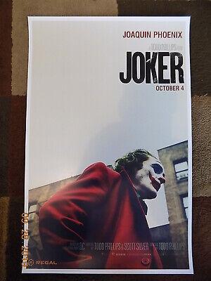 "Joker  ( 11"" x 17"" ) Movie Collector's Poster Print (T4) B2G1F 2"