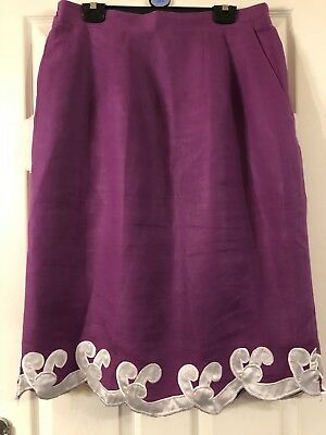 Handmade African Style Ladies Blouse And Skirt Set, Size 18 5
