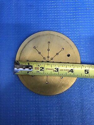 """Chuck 4"""" For EG 1034 EG 2001 EG 3001 EG 2080 Wafer Probe ID-AWW-7-1-5-2-6 5"""