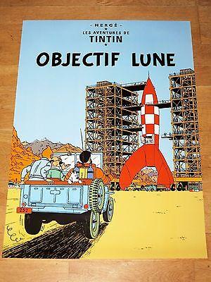 22 Tintin Poster Set - Tintin & Struppi Posters Together New Mint Top Rar 5 • CAD $117.99