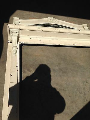 Antique Fireplace Mantle M-16