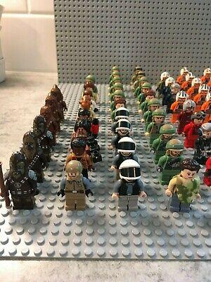 LEGO Star Wars Minifigures Lot -Rebels, Troopers, Pilots, Hoth, Endor- You Pick! 2