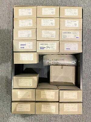 20x Tülle schw für DAMAR/&HAGEN BNC-Stecker 0.6//3.7 2-1521-3331 Knickschutz-Tüll