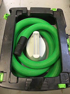 Festool Extraction HoseWrap Sleeve Kit *Green with Heatshrink 4