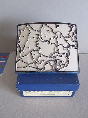 Johann Plennis Kartenstempel DIN A4 Lehrmittelanstalt Geislingen Westdeutschland 2