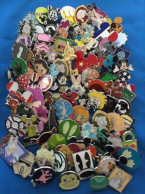Disney Trading Pins 100 lot NO DUPLICATES Fast Priority Shipping - US Seller 3