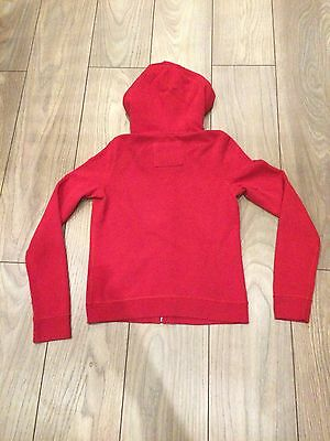 Girls Red Size XL Abercrombie & Fitch Hoodie 3