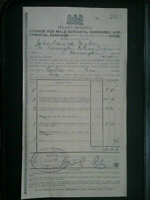 Victorian Inland Revenue Invoice ******(See Description For Details)****** 6