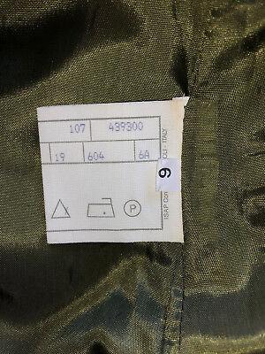 Ermanno Scervino Junior 3 Bottoni Cappotto Coat 6 Anni 8