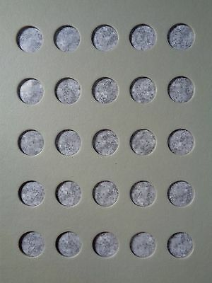 H.E Harris Coin Folder # 2665 Silver Dollars plain no dates