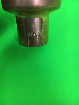 """Nibco 1-1/2"""" FITTING (Street) x 3/4"""" Copper Reducer Sweat Solder Pressure NEW"""