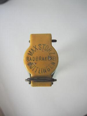 Alte Bierflasche J Guth Graffenstaden, Max Storz Tuttlingen..!!! 2