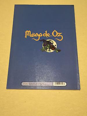 Mago De Oz - LOTE DE 20 UNIDADES LIBRO FOLKTERGUEIST LOT X 288888 2