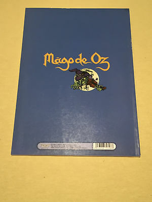 Mago De Oz - LOTE DE 4 UNIDADES DEL LIBRO FOLKTERGUEIST LOT 456 2