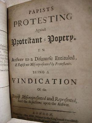 A Papist (1685-1686) - FBHP-11 6