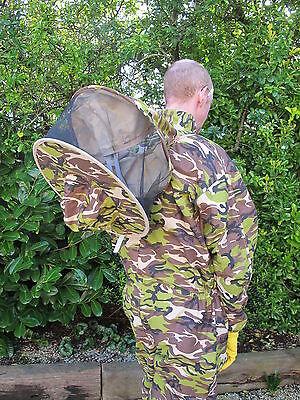 PREMIUM QUALITY Bee Suit Round Hat - Camo, All Sizes