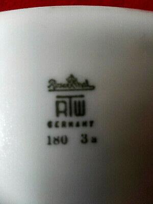 Alter Rosenthal ATW Porzellantrichter 180-3 A mit Sieb 9