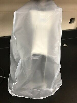 Microscope Dust Cover Transparent, Standard Microscopes Thick Plastic Leica 4
