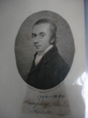 Methodist Portraits Collection - Circa 1800's 5