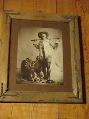 AUTHENTIC Buffalo Bill Standing Print Museum Historical Center Cody 4