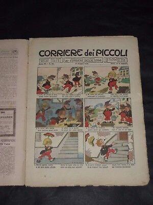 ***corriere Dei Piccoli N. 20 Anno Vi*** 17/5/1914 Con Sovracoperta