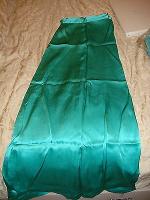 Chinese Net/lace Ladies Indian Saree With Matching Petticoat & Blouse 5