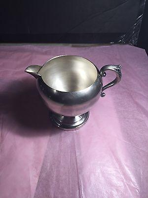 Vintage Coffee Tea Silverplate 5pc Set 11