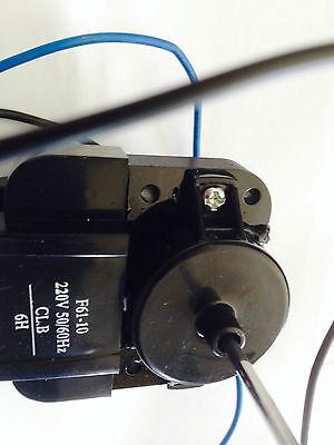 Kelvinator  Evaporator Fan Reversible N360F N360F*02 N410F N410F*02 N520F N520F 2